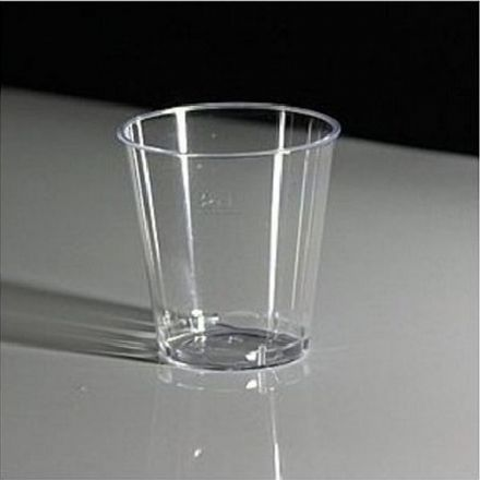 30 ml Plastic Shot Glass